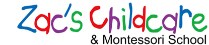 Zac's Childcare and Montessori School | Oakville